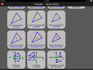Triangle Quick Starts Page 3
