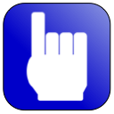 Office Hand Icon